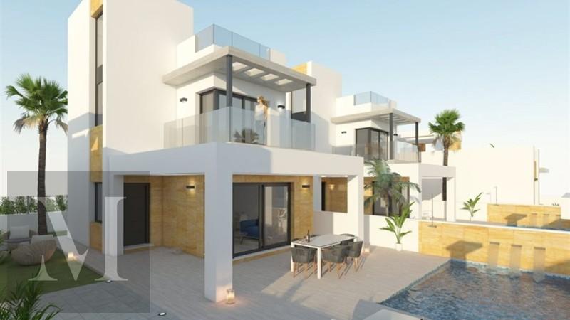 Moderne villa met privézwembad in een afgesloten residentie!