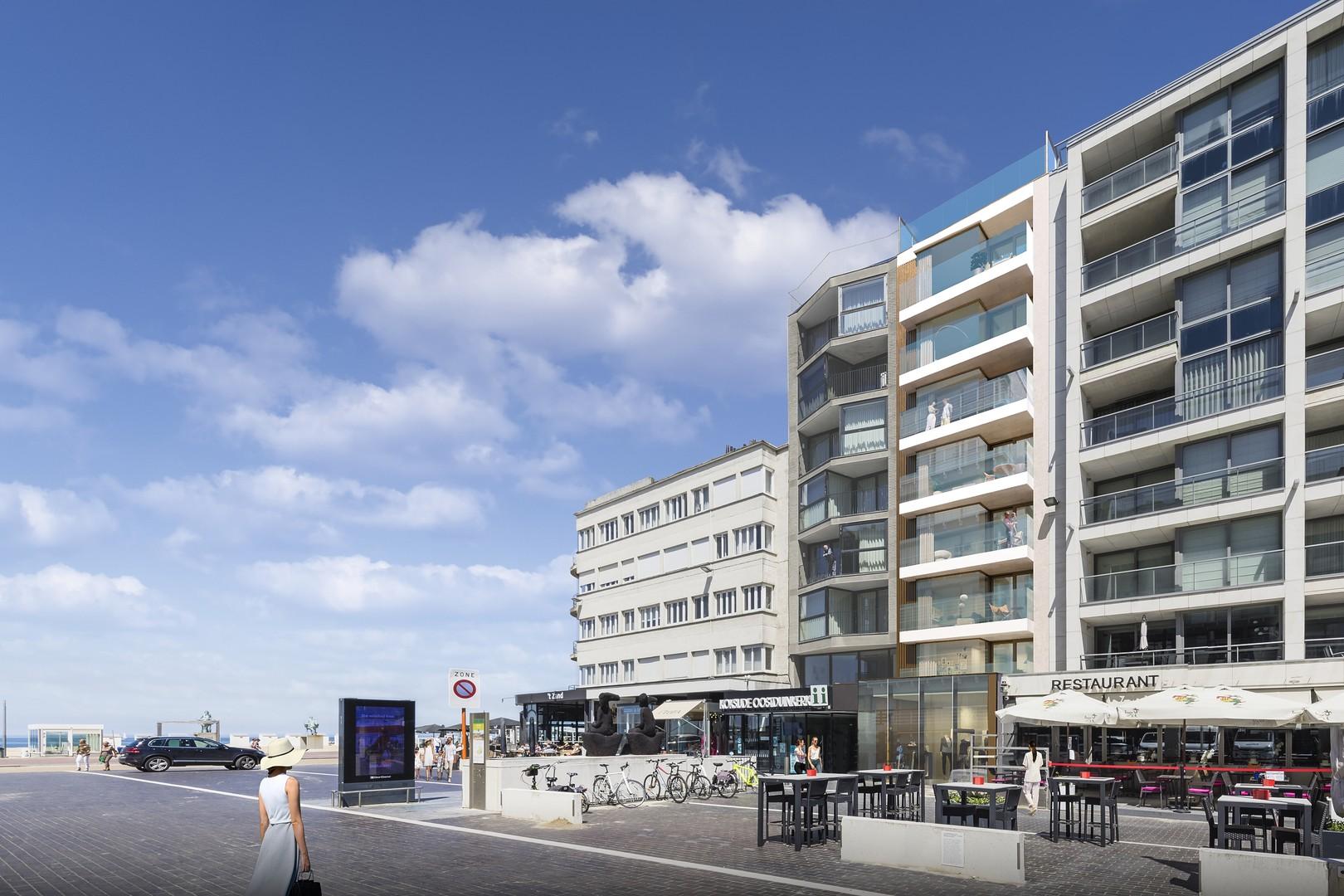 Uniek duplex nieuwbouwappartement vlakbij zee!